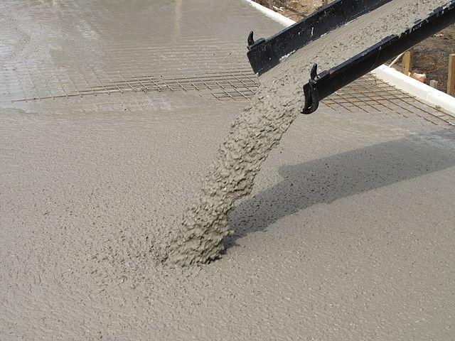 couler dalle beton