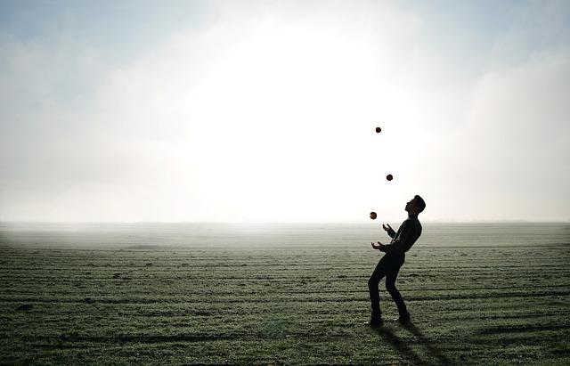 jonglerie